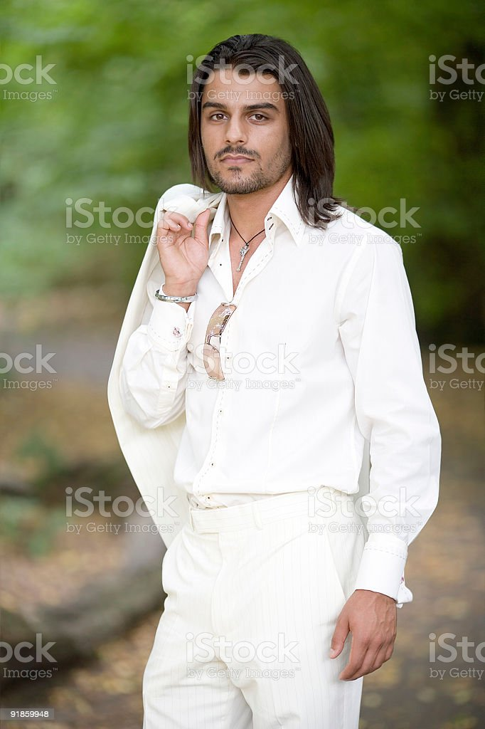 One for the ladies.... stock photo