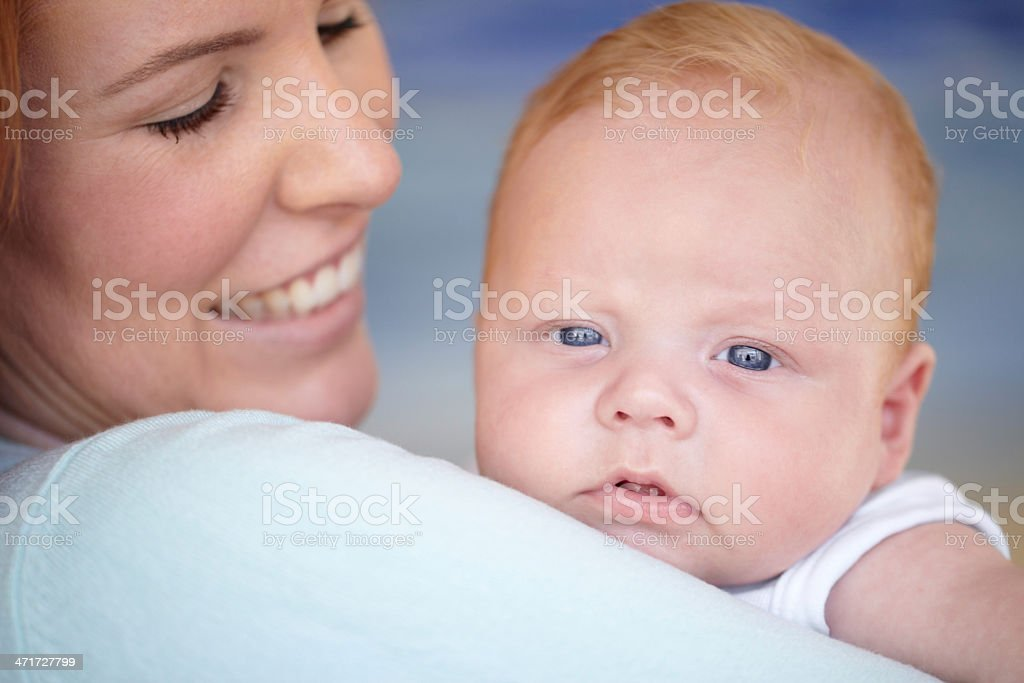 One handsome little man royalty-free stock photo