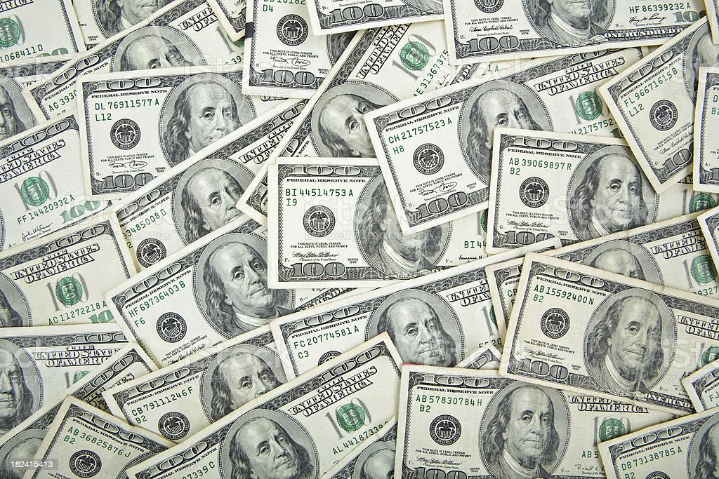 One hundred dollar wallpaper fronts stock photo download image now istock - 100 dollar wallpaper ...