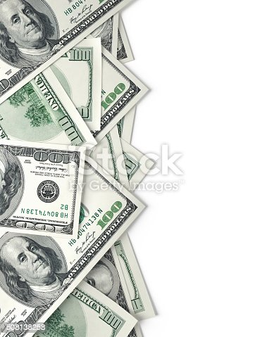 istock One hundred dollars banknotes 508138258
