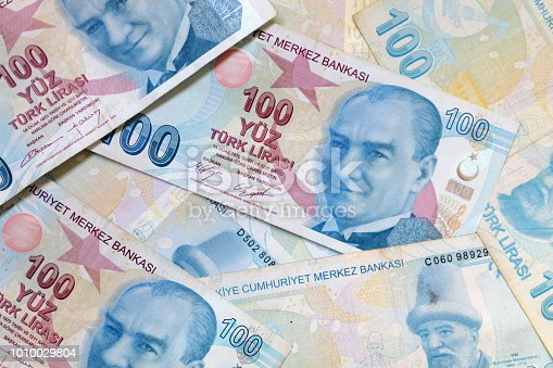 One Hundred Turkish Lira