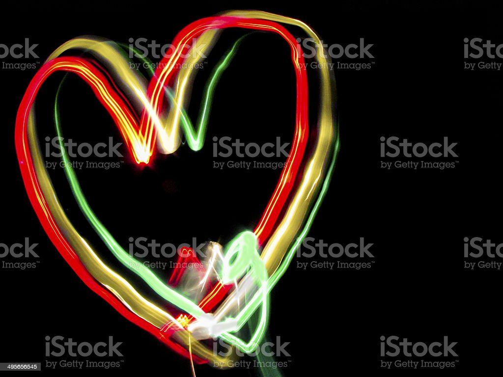 One Love stock photo