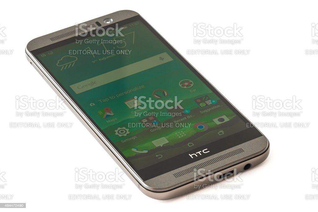 HTC One M9 stock photo