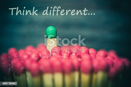 istock One math standing out from the crowd 469736962