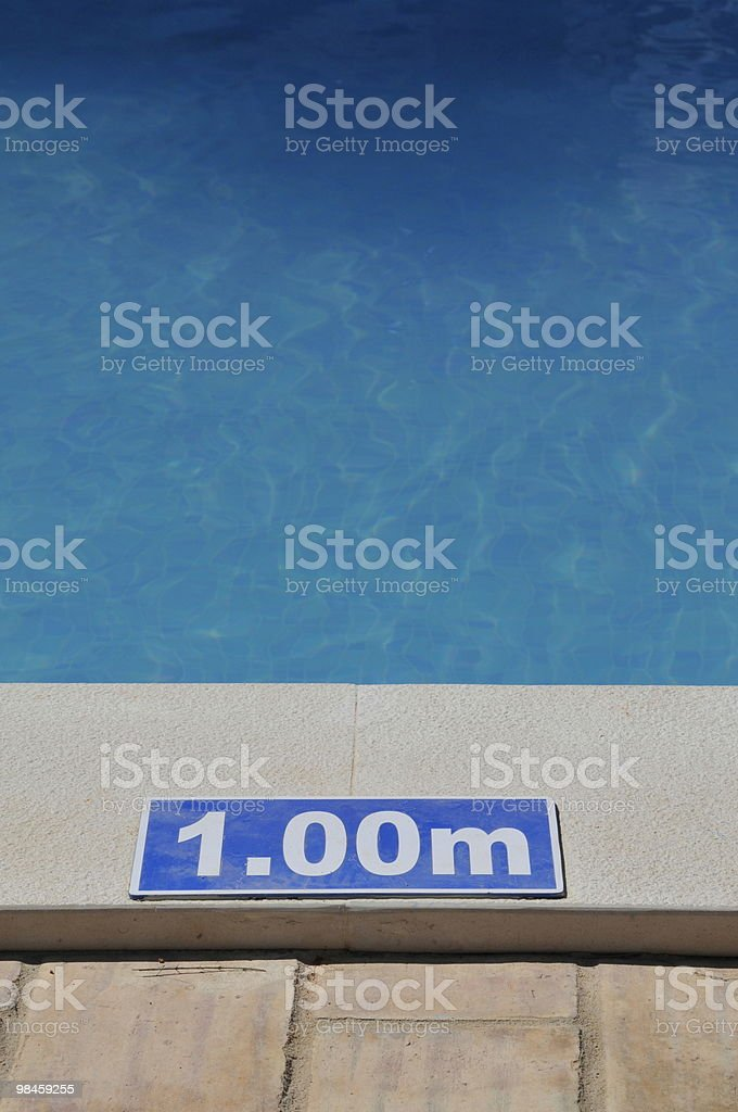 1 미터 royalty-free 스톡 사진