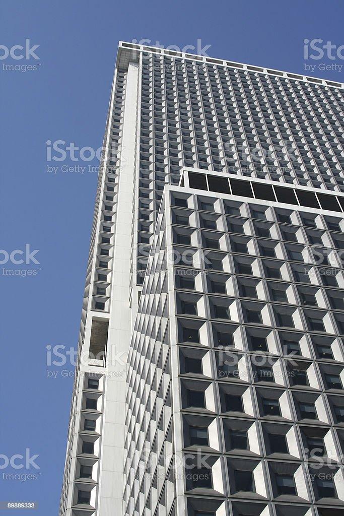 One New York Plaza, New York City Lizenzfreies stock-foto