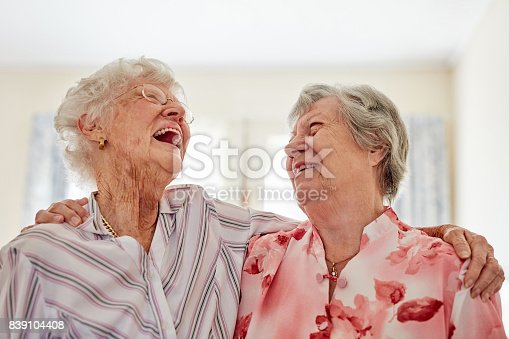 1053414472istockphoto One of life's greatest pleasures, a good old friend 839104408