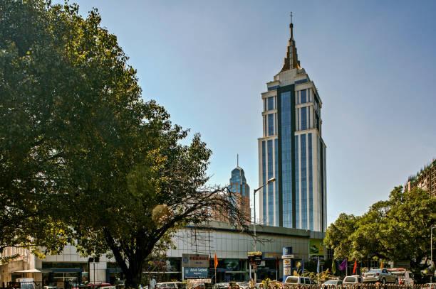 One of the Glass covered towers of UB city, Bangalore- Karnataka