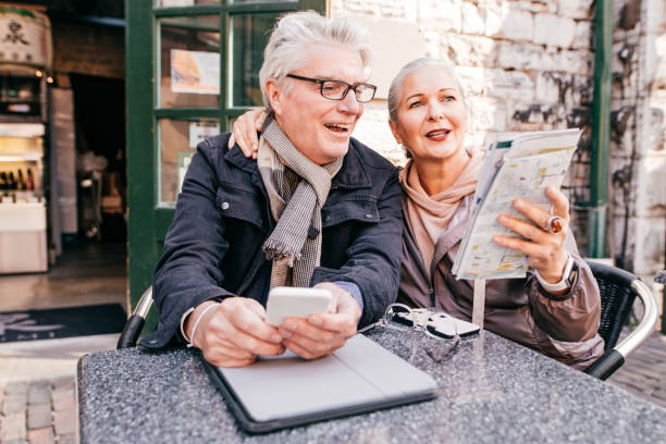 One of the most flexible ways to access your pension stock photo