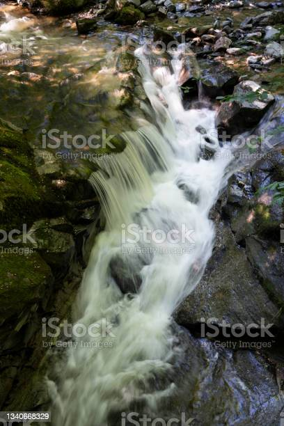 Photo of One of the smaller waterfalls at Birks of Aberfeldy