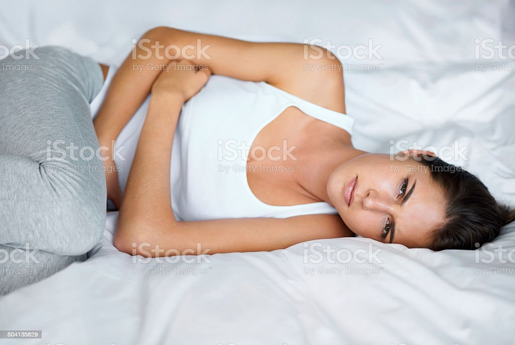 One of those days... stock photo