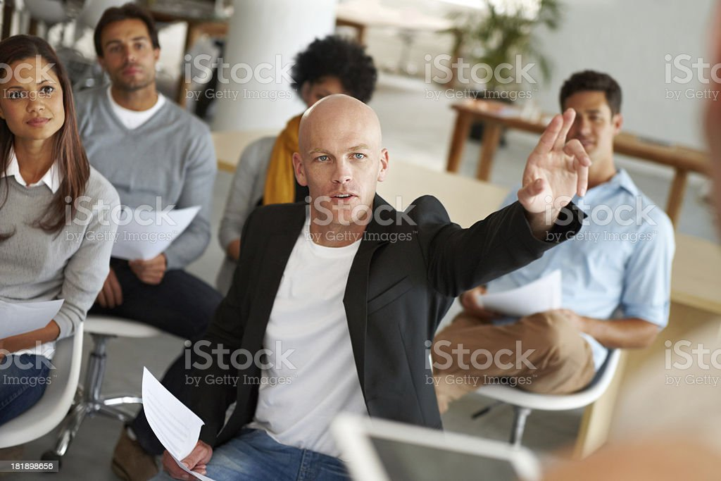 One question... royalty-free stock photo