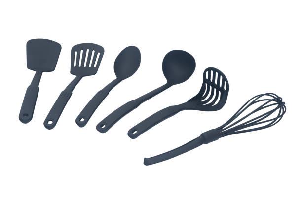 One Set Kitchen Tools stock photo