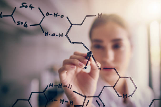 one small adjustment - chemistry stock pictures, royalty-free photos & images