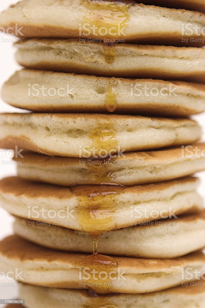 One stack or two? royalty-free stock photo