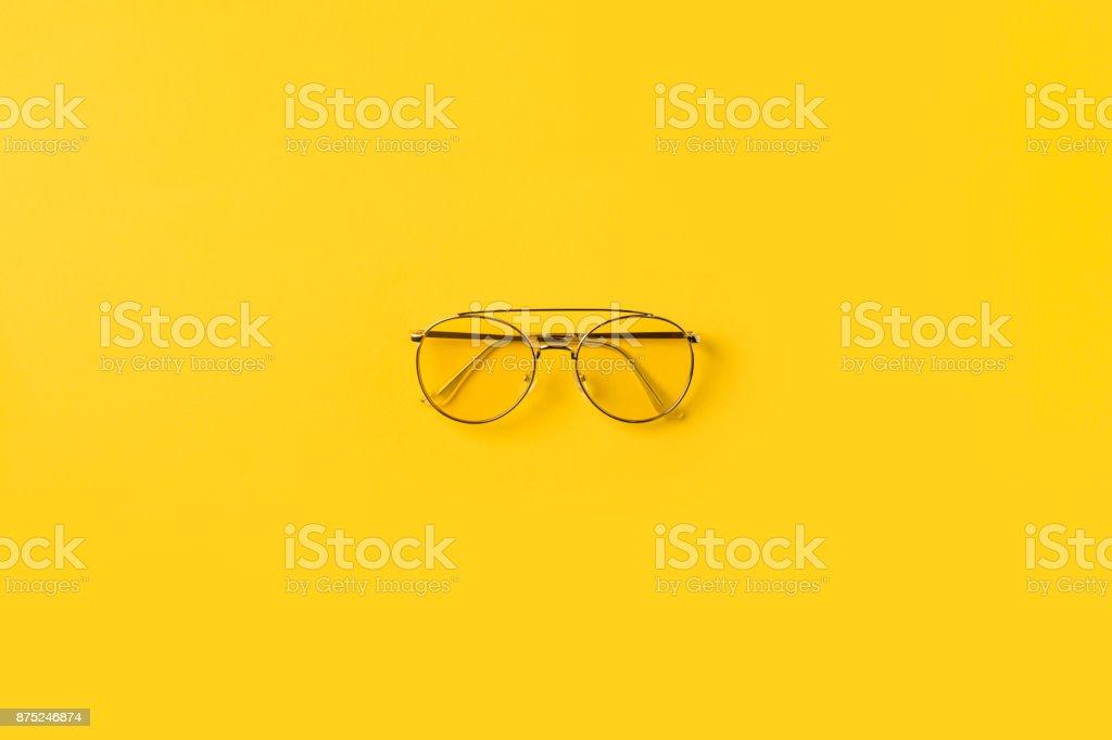 eine stilvolle Gläser Lizenzfreies stock-foto