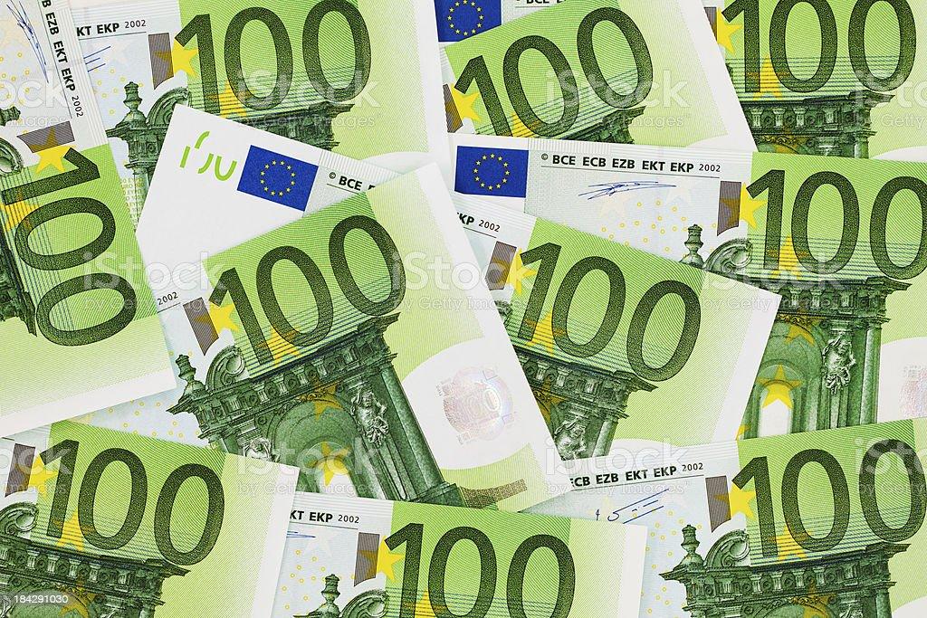 1000- euro Hintergrund – Foto
