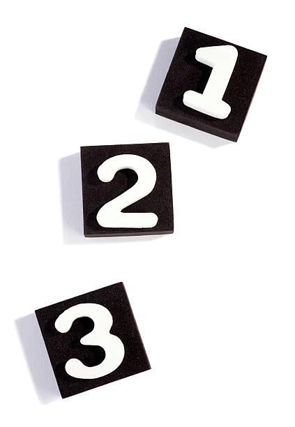 eins, zwei, drei - mathematik 3. klasse stock-fotos und bilder