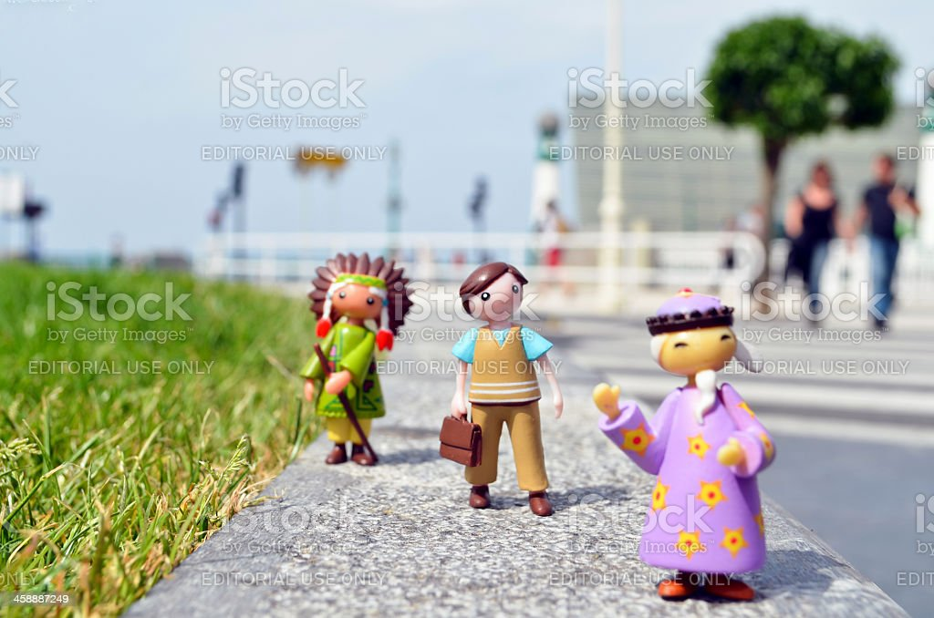 One world, many cultures royalty-free stock photo