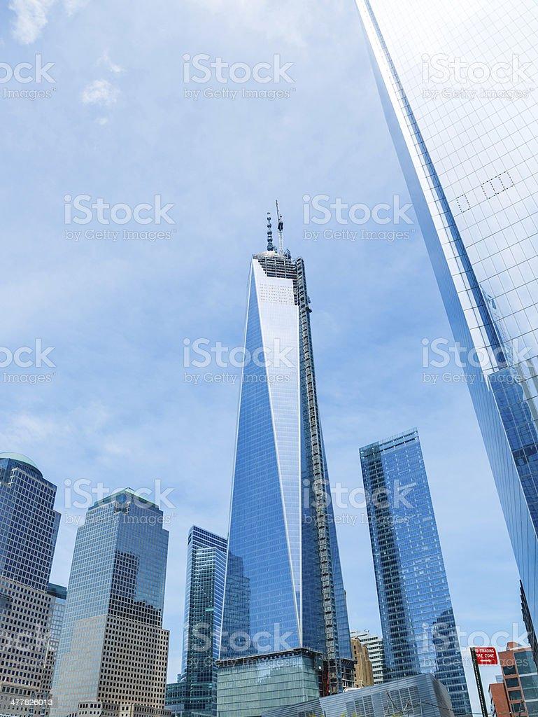 One World Trade Center Freedom Tower New York City Manhattan