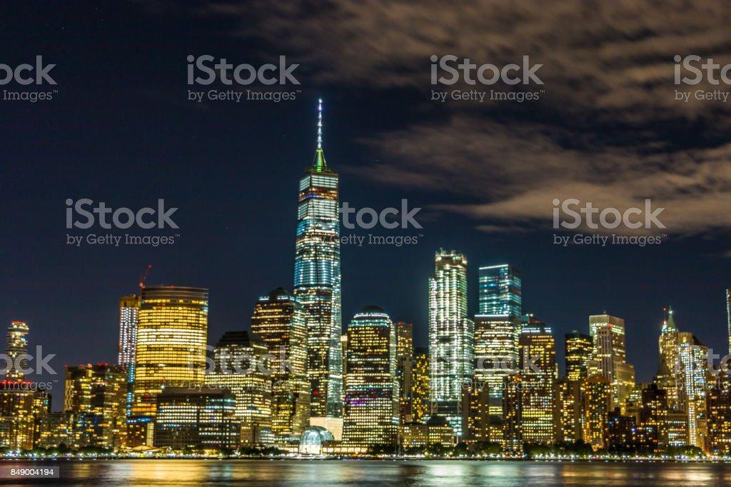One World trade Center, New York stock photo