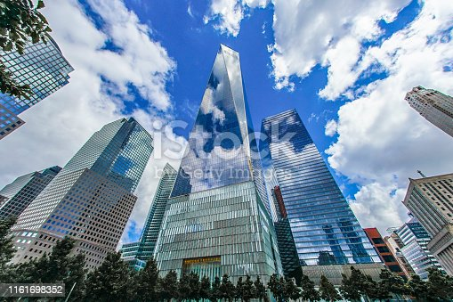 One World Trade Center (New York Manhattan). Shooting Location: Manhattan, New York