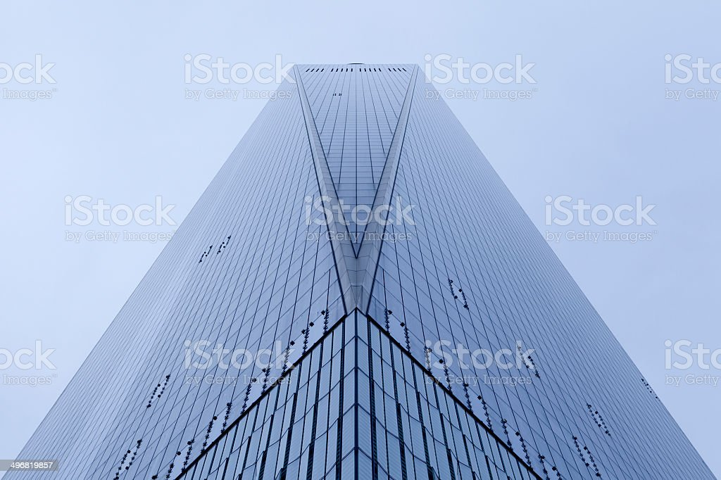 One World Trade Center royalty-free stock photo