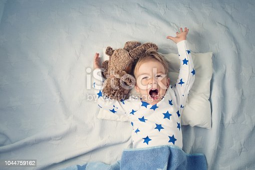 istock One year old baby crying 1044759162