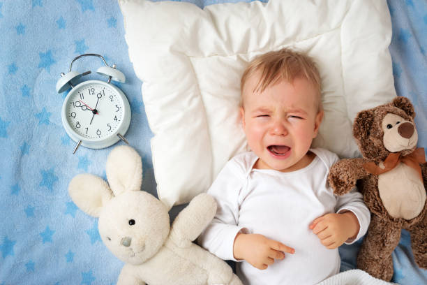 One year old baby with alarm clock picture id505208424?b=1&k=6&m=505208424&s=612x612&w=0&h=ycnumm4basqc2 r67ou2i01e vbomftvqc1 ng07zwg=