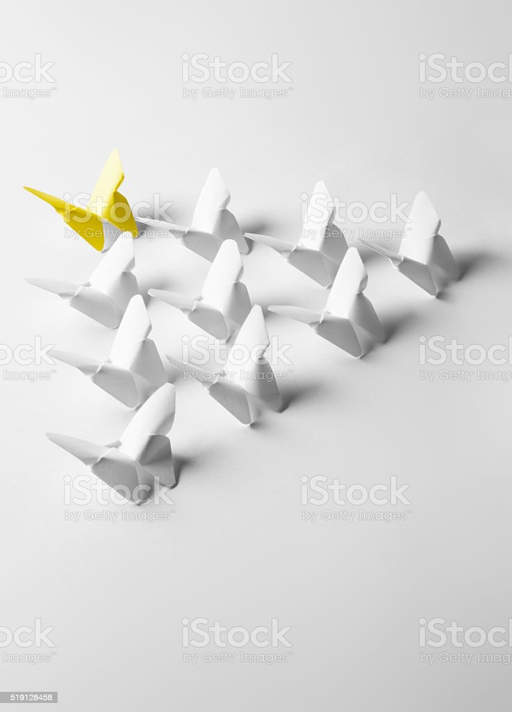 Easy Origami Butterfly - YouTube | 1024x737
