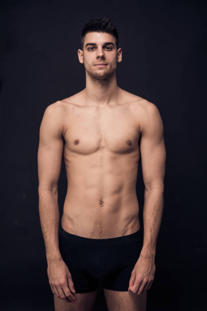 Best Tall Naked Men Stock Photos, Pictures  Royalty-Free -5262