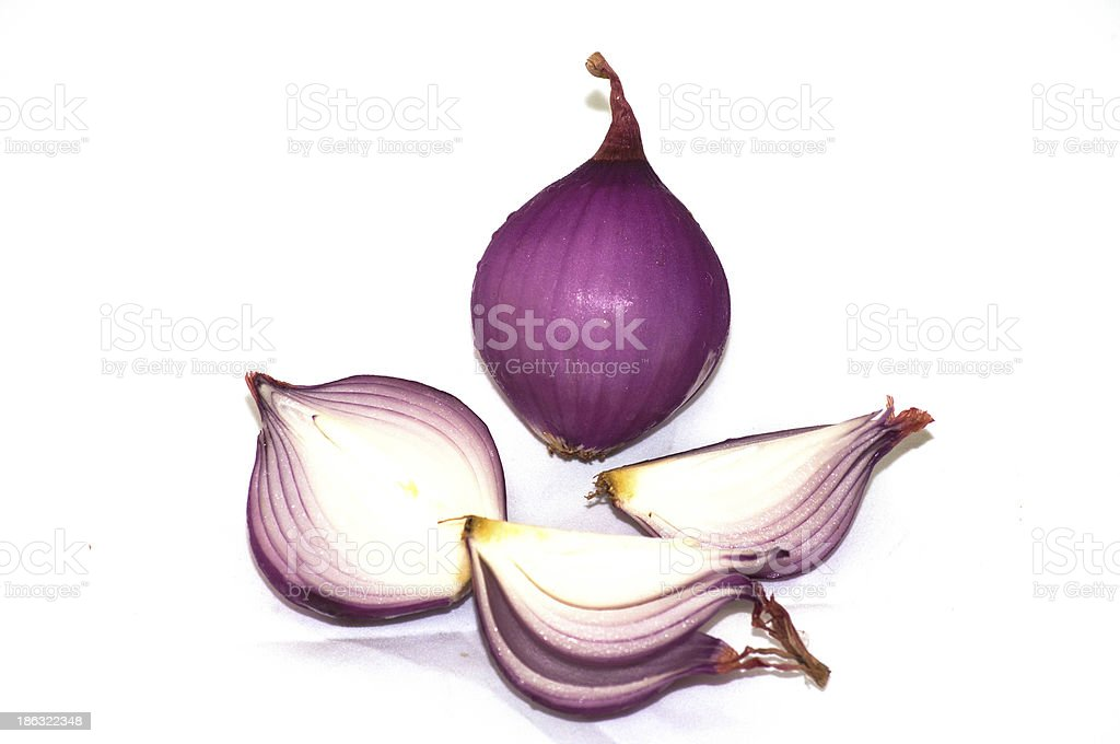 Onions royalty-free stock photo