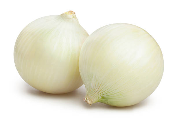onions white onions isolated onion stock pictures, royalty-free photos & images
