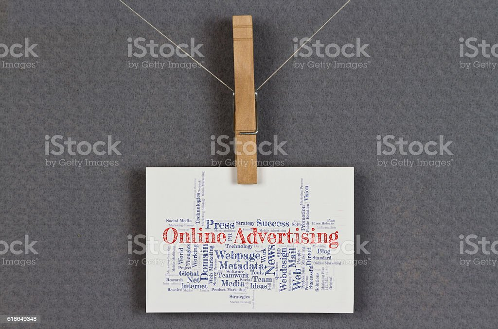 Online advertising word cloud stock photo more pictures of online advertising word cloud royalty free stock photo reheart Choice Image