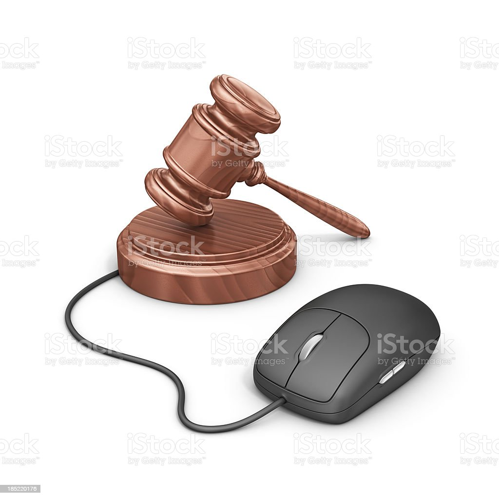online auction stock photo