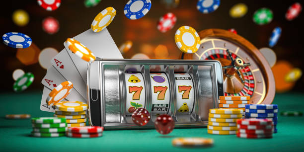 4,139 Online Casino Background Stock Photos, Pictures & Royalty-Free Images  - iStock