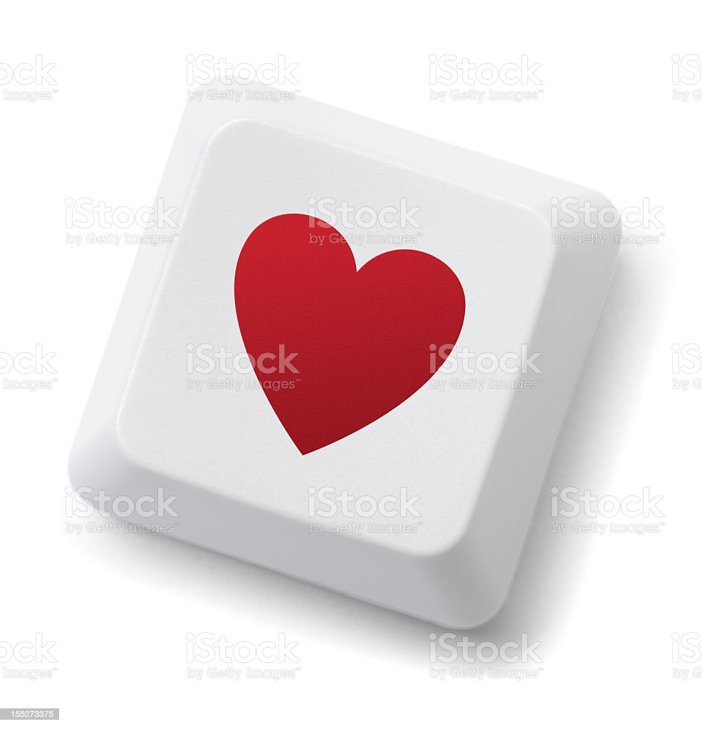 Online Dating royalty-free stock photo