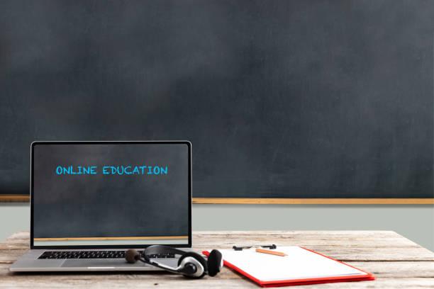 Online-Bildung, E-Learning – Foto