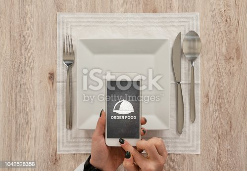 Food and Drink, Restaurant, Technology, Internet, Ordering