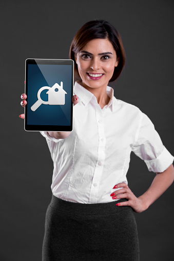 921148564 istock photo Online home search 542962436