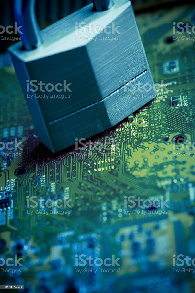 online privacy issues royalty-free stock photo