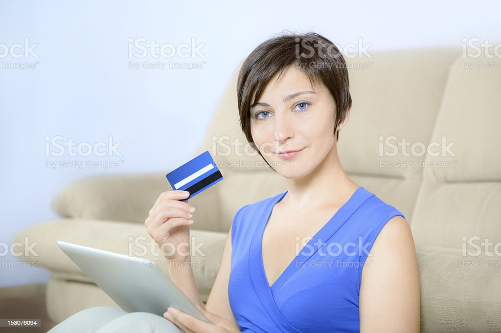 Online Purchase stock photo