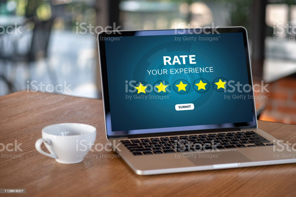 Online-Bewertungen Bewertung Zeit zur Prüfung Prüfung Prüfung Prüfung – Foto