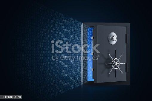 istock Online security concept 1126810279