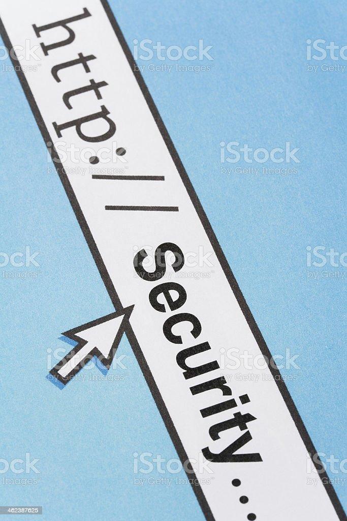 online security stock photo