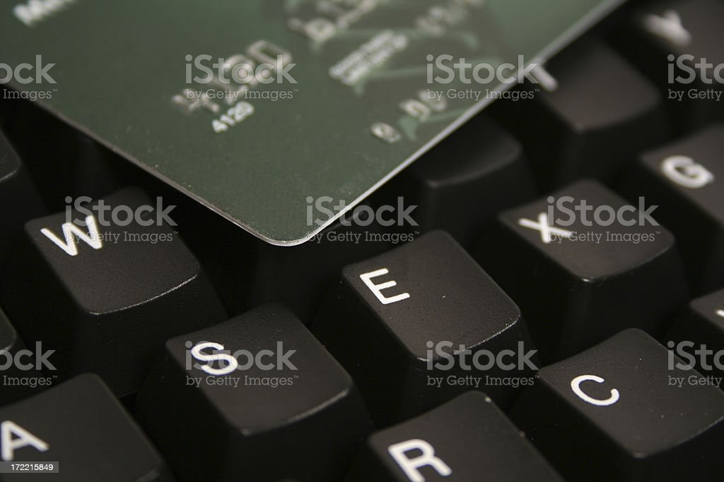 Online sex (paying) royalty-free stock photo