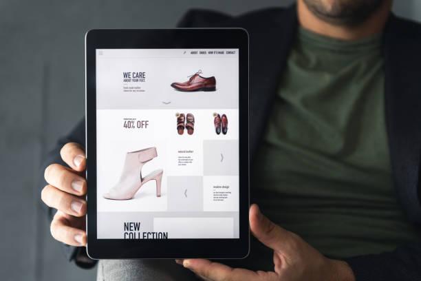 Online-shop – Foto
