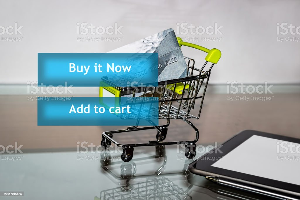 6d0ed8c68 Online shopping at the internet store. E-commerce. royalty-free stock photo