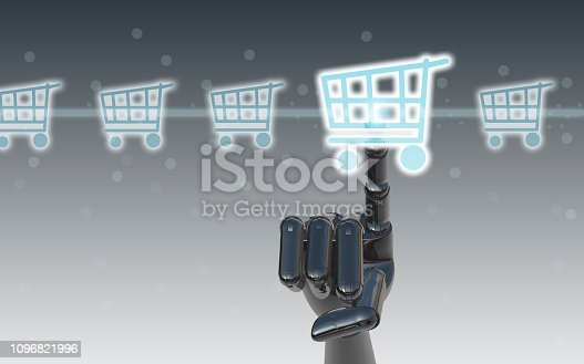 istock Online shopping concept 1096821996