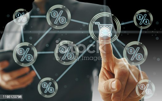 629776586 istock photo Online shopping concept 1195120798